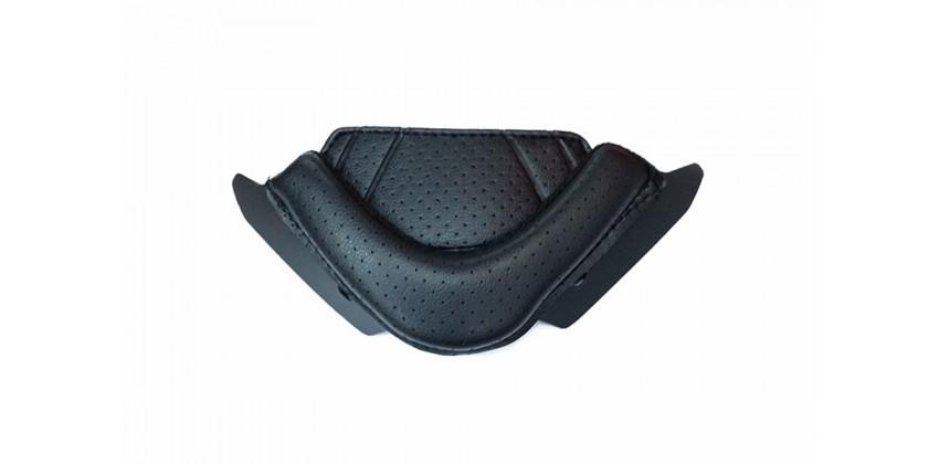 Arrow R Evo Aksesoris Helm Cheek Pad  Hitam Chin guard helm 0