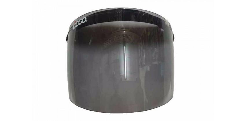 BG-05 Aksesoris Helm Visor  Smoke Flat Smoked 0
