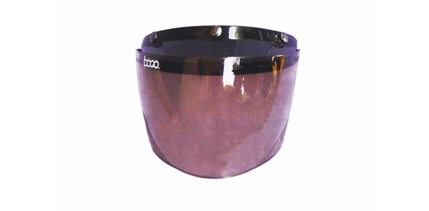 BG-07 Aksesoris Helm Visor  Smoke 0