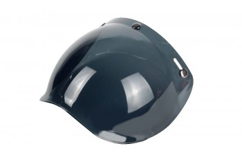 Boulter Universal Bubble Shield Smoke Visor Smoke