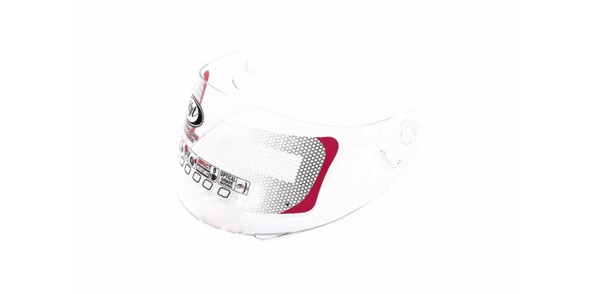 C4 Tech Visor Transparant, Clear 0