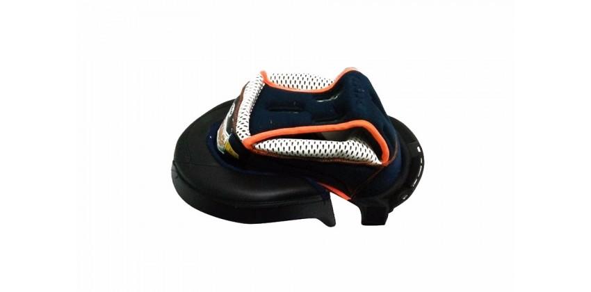 CL Max Aksesoris Helm Crown Pad  Hitam 0
