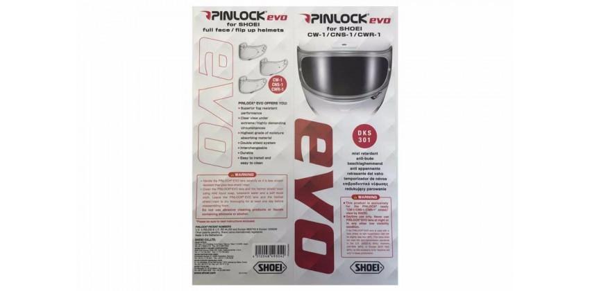 CWR/CW/CNS Aksesoris Helm Pinlock   clear 0