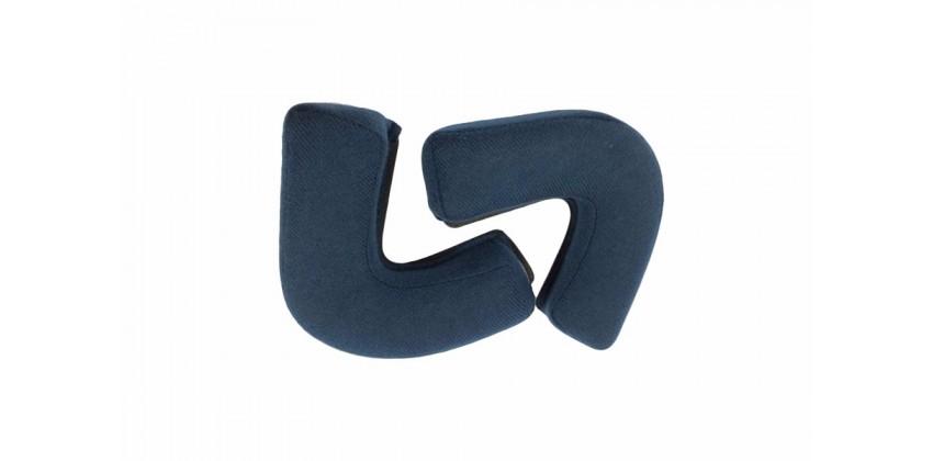 CX22 Aksesoris Helm Cheek Pad  Biru 0