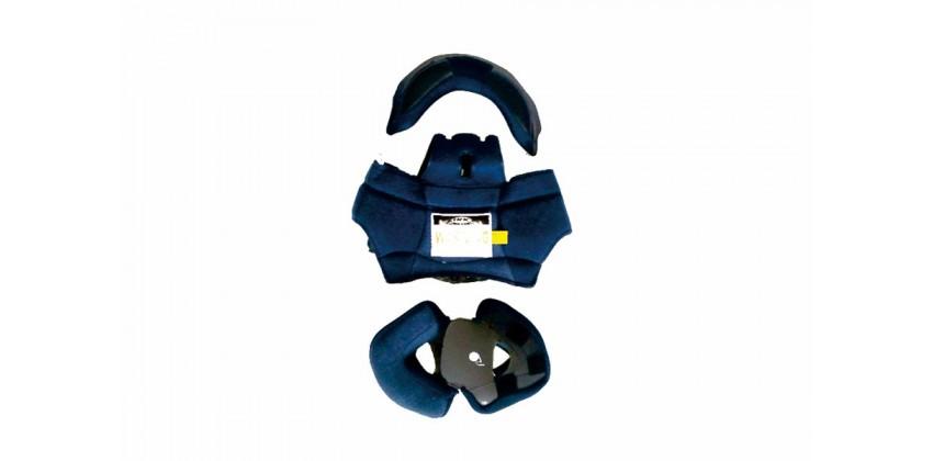 Centro Aksesoris Helm Crown Pad  Biru 0
