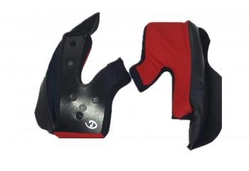 GM Cross Series Aksesoris Helm Merah