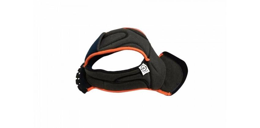 Duke Aksesoris Helm Crown Pad  Hitam 0