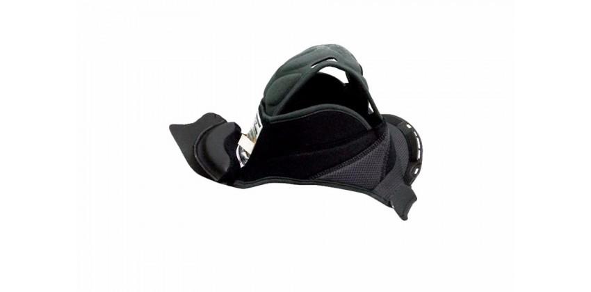 Elsico Crown Pad Hitam Dalaman Busa pada helm 0