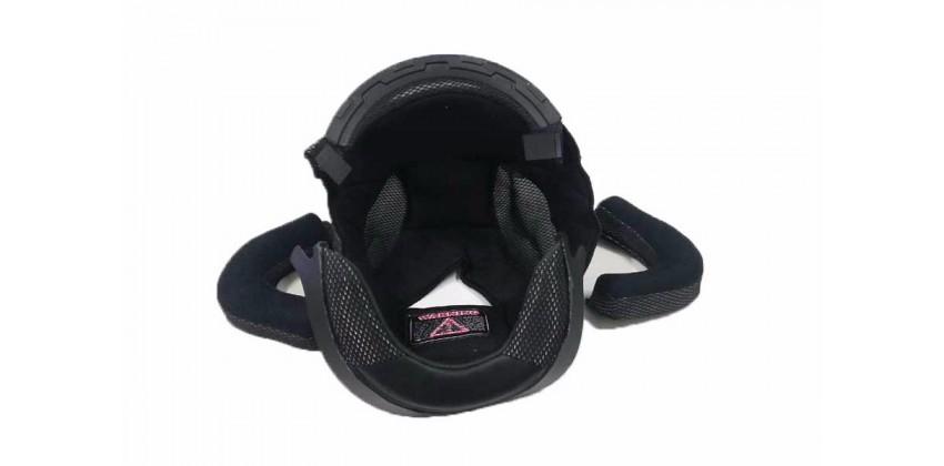 Freedom Aksesoris Helm Crown Pad  Hitam 0