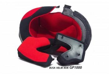 NHK Aksesoris Helm  Flat Merah