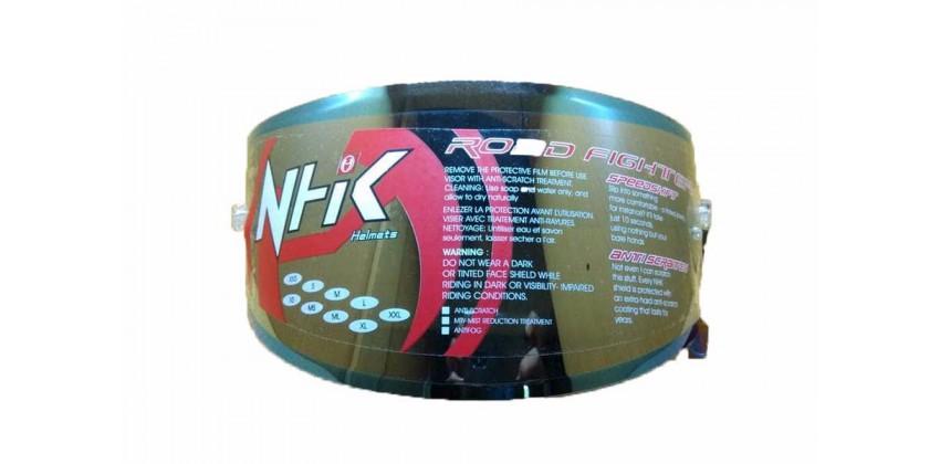 GP Pro Aksesoris Helm Visor  Iridium Flat Visor 0