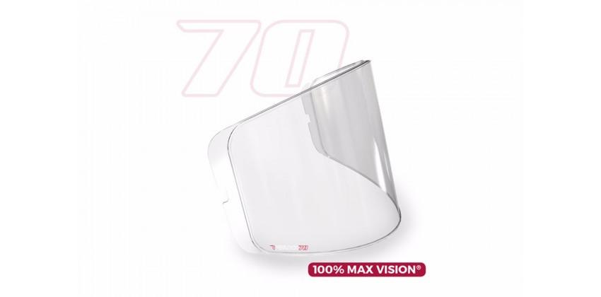 Max Vision Stream Series Aksesoris Helm Pinlock   70 0