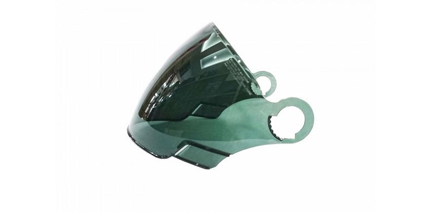 N21 Aksesoris Helm Visor  Hijau Dark Green 0
