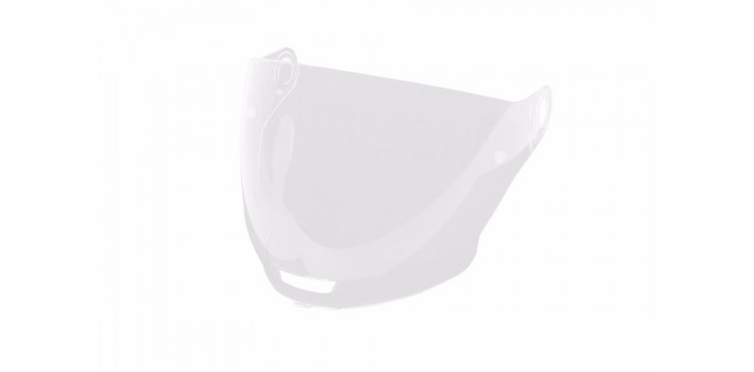 N43/N43E Aksesoris Helm Visor  Transparant 0