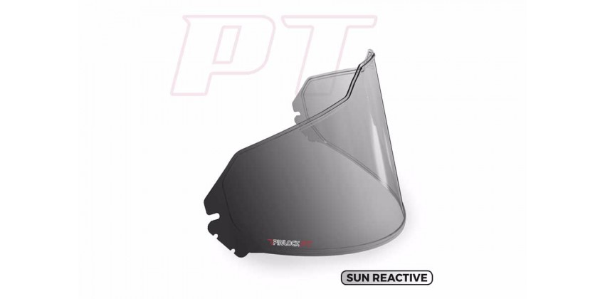 ProtecTINT - RX7 RR5 Aksesoris Helm Pinlock  Transparant Sun Reactive 0