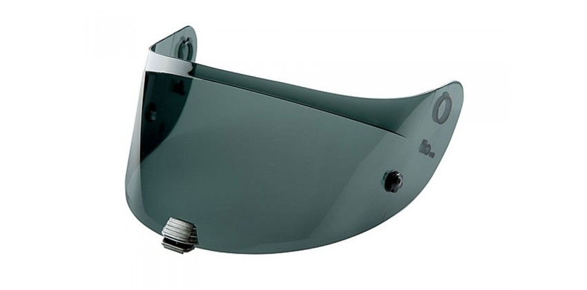 RPHA10 (HJ-20) Aksesoris Helm Visor Non Flat Dark Smoke 0