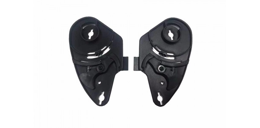 RRX Modular Aksesoris Helm Ratchet  Hitam 0