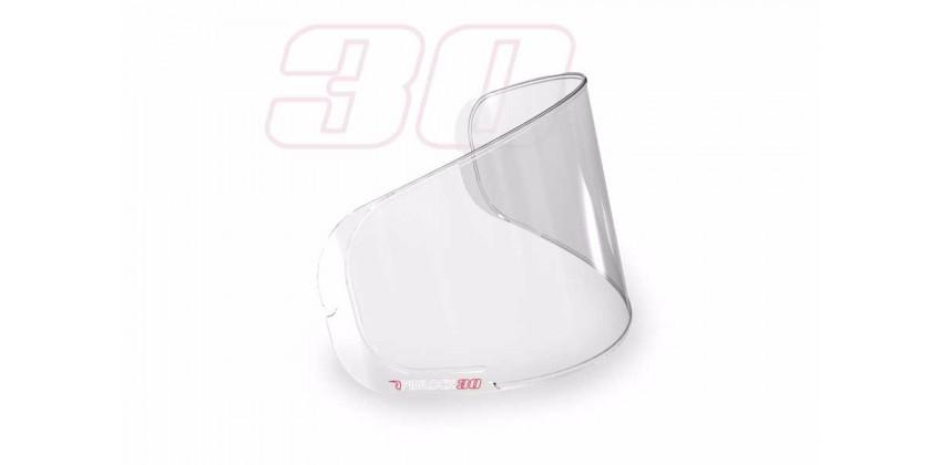 RX9 / GP series Aksesoris Helm Pinlock  Transparant 30 0