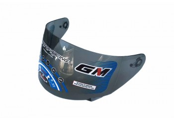 GM Aksesoris Helm Visor  Smoke
