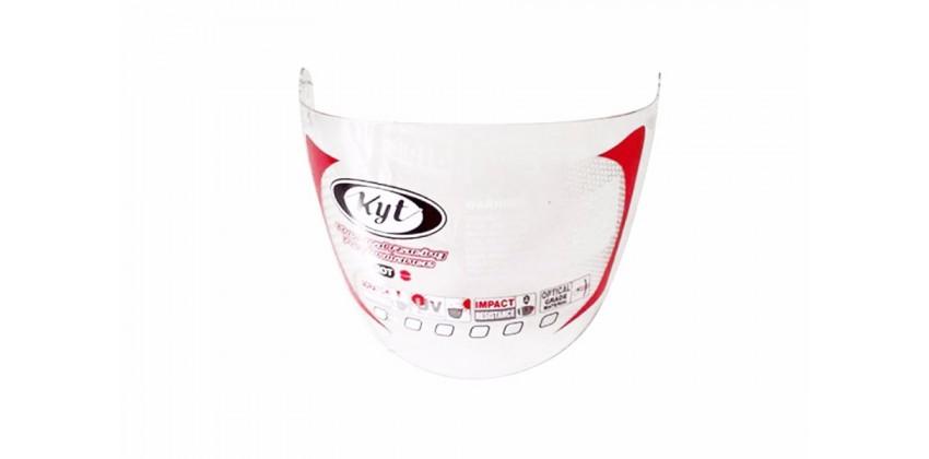 Romeo Aksesoris Helm Visor  Clear 0