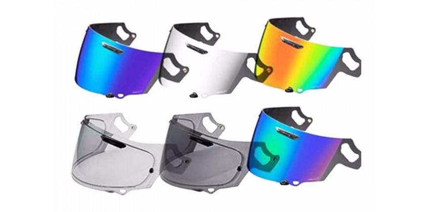 Rx7x Aksesoris Helm Flat   Iridium 0