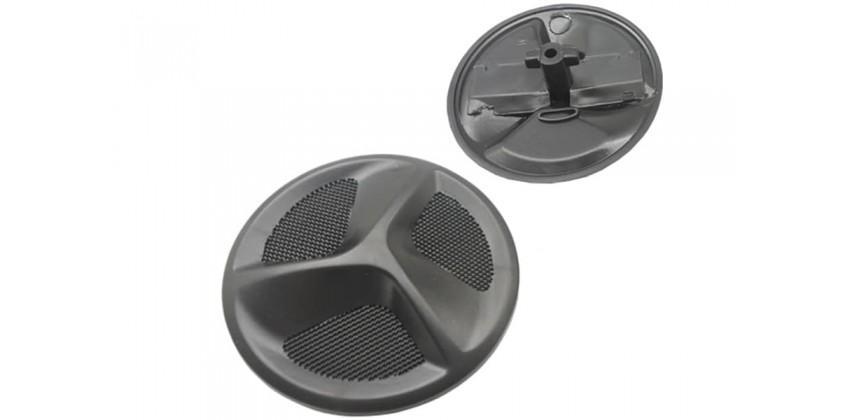 Sidelock Pengunci Visor Helm Cargloss YR retro dan yamaha Fino Silver 0