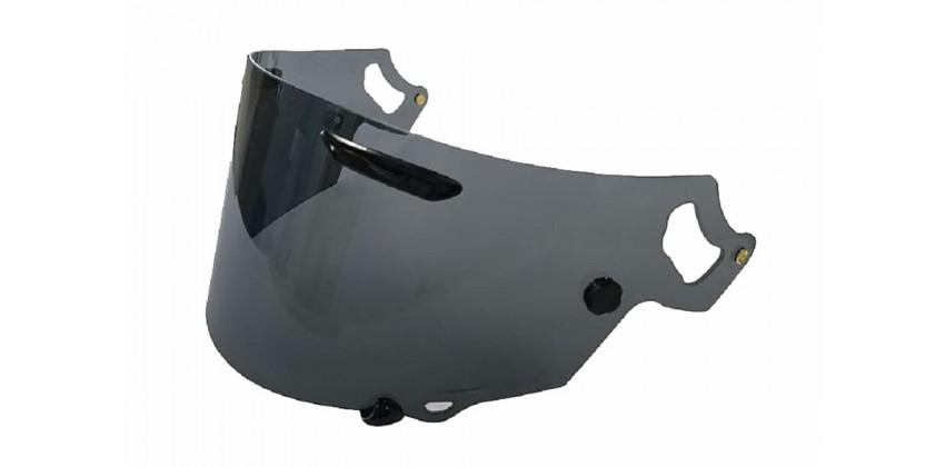 VAS V  RX7X Aksesoris Helm Flat   Dark Smoke 0