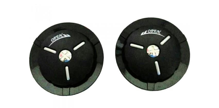 Z-218 Aksesoris Helm Screw  Hitam 0