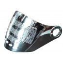 Z-610 Aksesoris Helm Visor Non Flat Silver Iridium 0