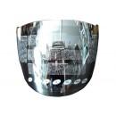 Z-610 Aksesoris Helm Visor Non Flat Silver Iridium 1