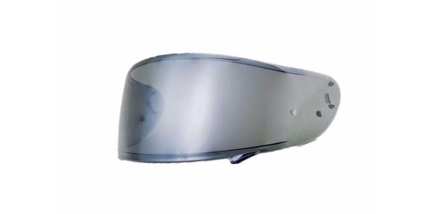 Z7 / X14 Aksesoris Helm Visor Flat Silver Mirror Silver 0