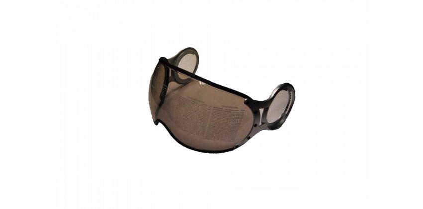 ZS-218 Aksesoris Helm Visor  Smoke Dark Smoke 75% 0