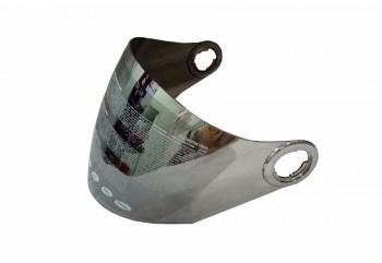 ZS-610 Aksesoris Helm Visor  Silver Iridium