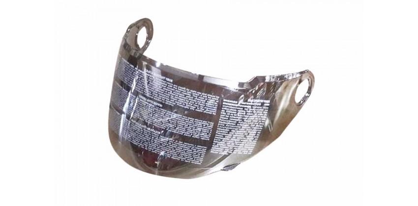 ZS-811 Aksesoris Helm Visor  Gold Iridium 0