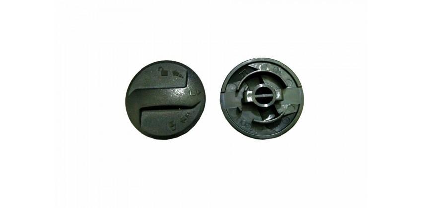 ZS-811 Aksesoris Helm Ratchet  Hitam Kuncian/Screw untuk kaca/visor helm 0