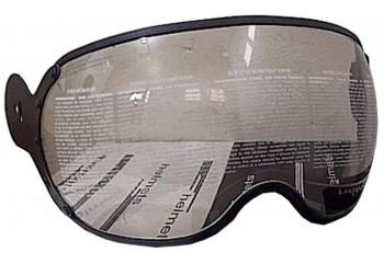 Zeus ZS 210 Aksesoris Helm Visor Abu-abu