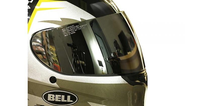 Aksesoris Helm Visor  Silver Iridium 0