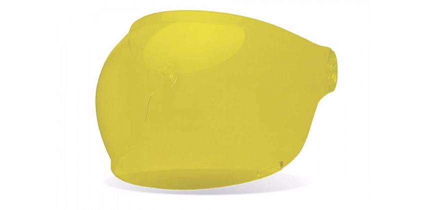 bubble bullitt Aksesoris Helm Visor Flat Hitam 0