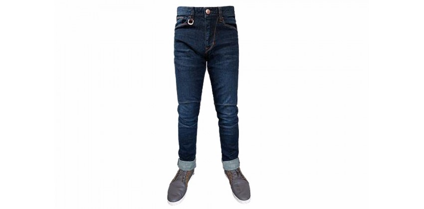 Neo Slim Denim Blue Celana Bikers Celana Riding 0