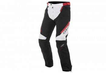 Alpinestars Raider Drystar Celana Bikers Riding Putih