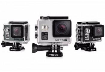Brica B-Pro 5 Alpha Edition Action Cam