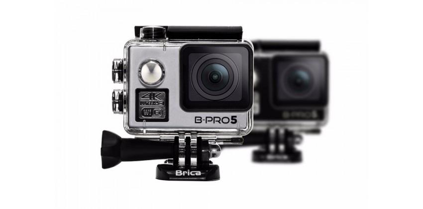 B-Pro 5 Alpha Edition 4K/Mark II Gadget Action Cam 0