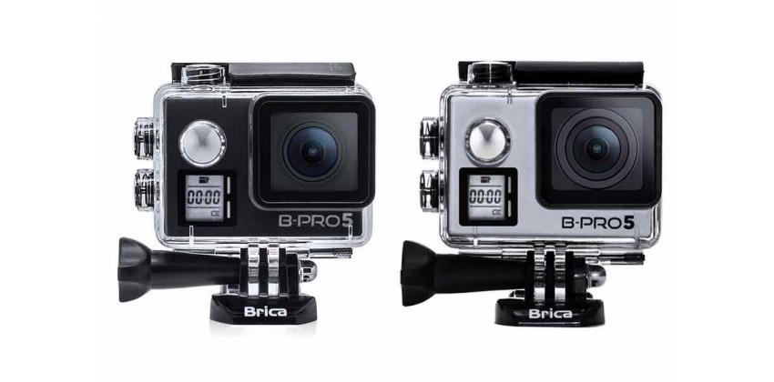 B-Pro 5 Alpha Edition 4K/Mark II S Gadget Action Cam 0
