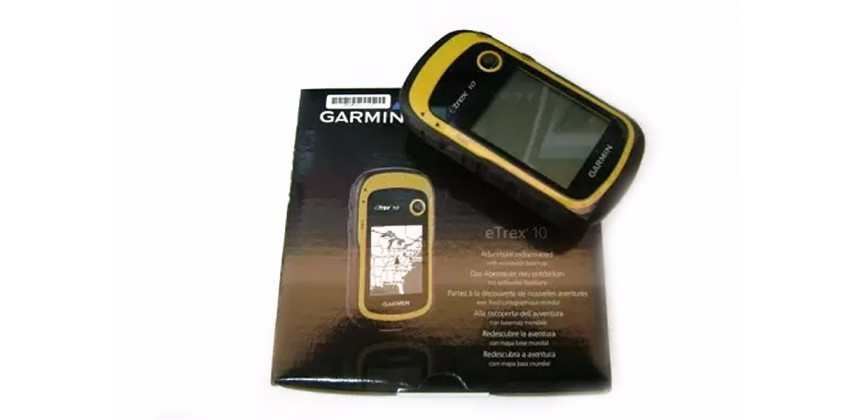 Etrex 10 Gadget GPS 0