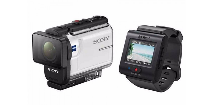 HDR AS300R Gadget Action Cam 0