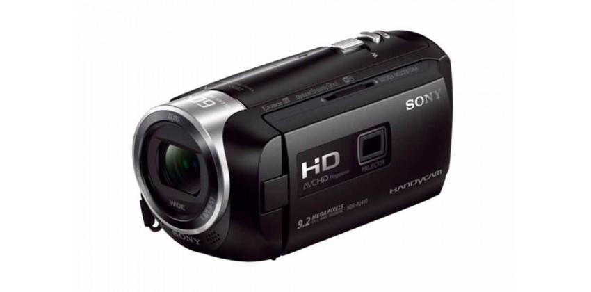 HDR PJ410 Gadget Video Compact 0