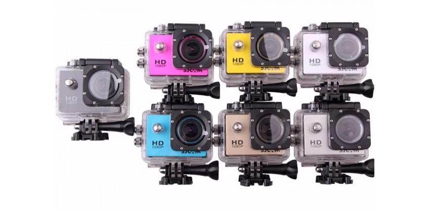 SJ4000 WiFi Gadget Action Cam 0