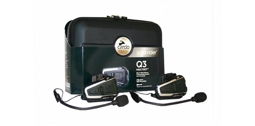 Scala Rider Q3 Gadget Intercom 0