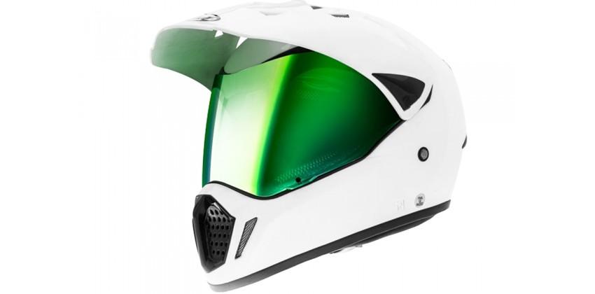 310 Full-face Iridium Grean Visor 0