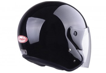ANDES AS-506 Black  Helm Half-face
